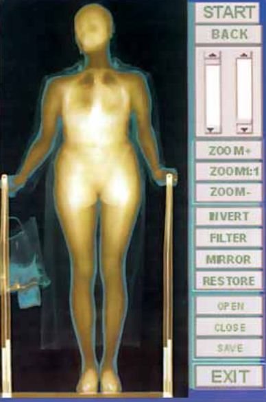 Досмотровая рентгеновская система Consys