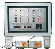 Система радиационного контроля помещений СРК-02-20