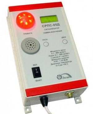 Стационарный пороговый измеритель-сигнализатор гамма-излучения СРПС-05Д
