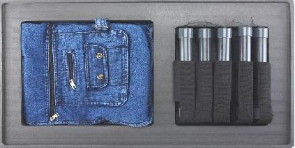 Комплект импровизированных взрывчатых устройств SECUR002