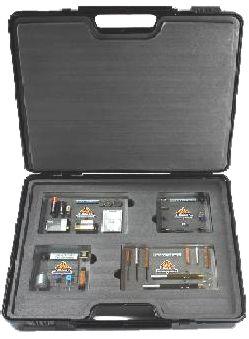 Комплект детонаторов, переключателей, электрических устройств для обучения операторов систем досмотра SECUR004