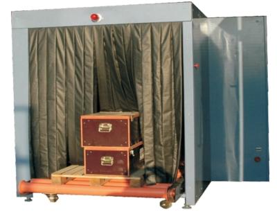 Рентгенотелевизионная досмотровая система для мобильных досмотровых комплексов ФИЛИН 130105М