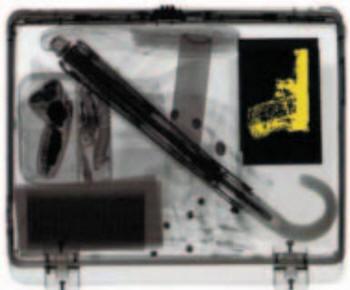 Рентгеновская установка для досмотра ручной клади FEP ME 640