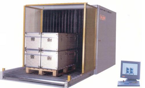 Рентгеновская установка для досмотра грузов FEP ME CARGO