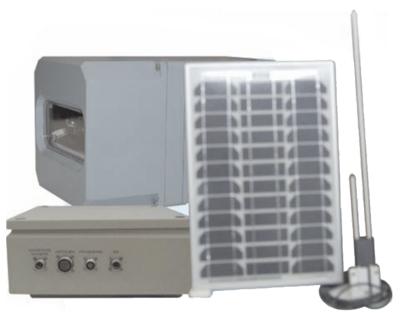 Фоторегистратор ближней зоны для идентификации нарушителей охраняемого рубежа