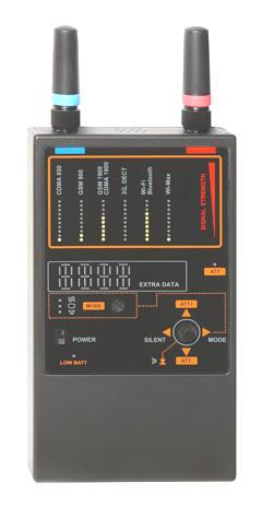 Многоканальный детектор цифровых радиокоммуникаций Protect 1207i