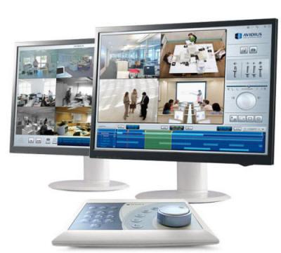 Интерактивная система аудиовидеонаблюдения AVIDIUS