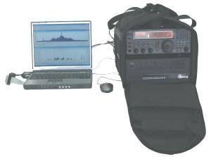 Носимый комплекс радиомониторинга ИРГА-Н
