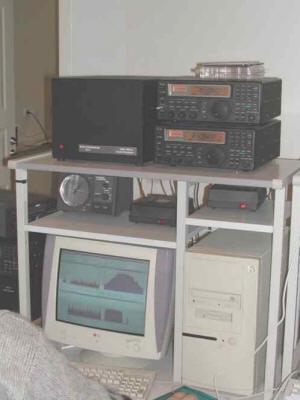 Стационарная станция радиоконтроля ИРГА