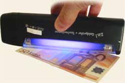 Портативный ультрафиолетовый фонарь MD-1818