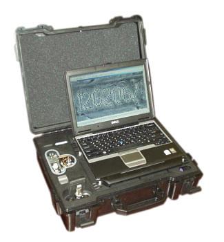 Прибор  для идентификации и выявления фальсификации номеров кузовов и агрегатов транспортных средств РЕГУЛА 7505M