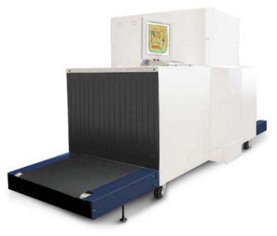 Рентгенотелевизионная система контроля грузов AUTOCLEAR 100100Т