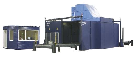 Рентгенотелевизионная установка Heimann HCVC 250250(-2is)