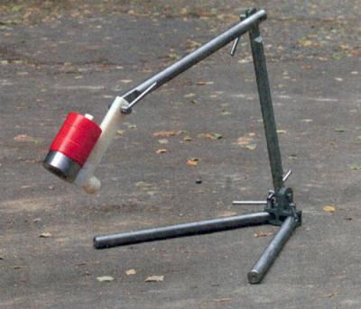 Гидрокумулятивный разрушитель взрывных устройств в прочных корпусах СВ-1303