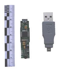 Миниатюрный цифровой диктофон SEL DAR Модуль-1
