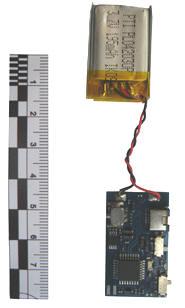 Миниатюрный цифровой накопитель аудиоинформации SEL DAR Модуль-2