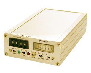 Универсальный широкодиапазонный видео тюнер RV 2000A
