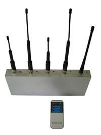 Блокиратор сотовых телефонов повышенной мощности  SEL SP-165