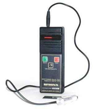 Устройство экспресс-контроля маркировочных данных на кузовных деталях автотранспорта СФИНКС ВИ-98