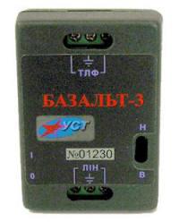 Устройство защиты речевой информации от утечки по акустоэлектрическим каналам преобразования БАЗАЛЬТ-3