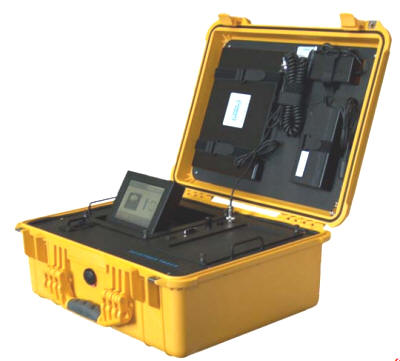 Портативный детектор взрывчатых веществ E4500 GC-Chemilux
