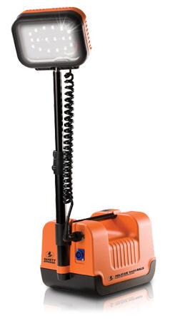Взрывобезопасная мобильная осветительная система RALS 9435