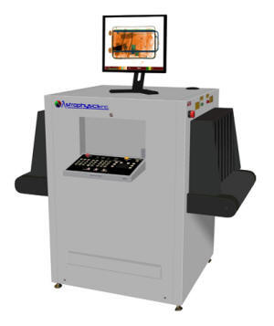 Рентгенотелевизионная установка для досмотра почты, сумок, рюкзаков, багажа Astrophysics XIS-6040/6040M