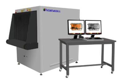 Рентгенотелевизионная установка для досмотра багажа и мелких грузов Astrophysics XIS-7858