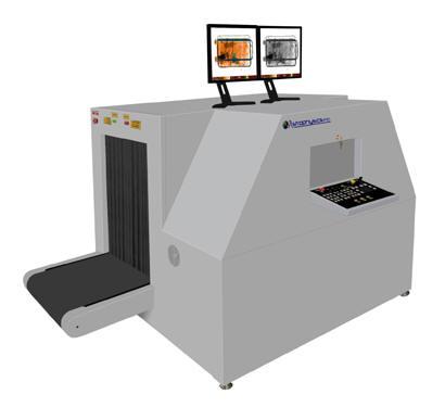Рентгенотелевизионная установка для досмотра багажа Astrophysics XIS-5878