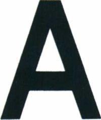 Рис. 63. Схематическое изображение оттиска офсетной печати.