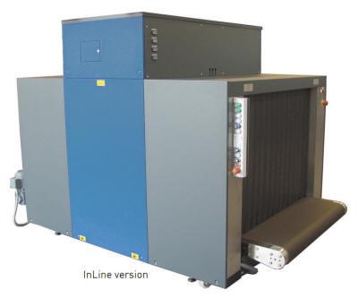 Рентгенотелевизионная установка для досмотра грузов и европаллет HEIMANN HI-SCAN 130100T