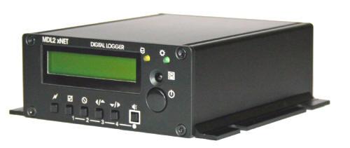 Цифровые аудиорегистраторы MDL2-4U-02/MDL2-4U-03
