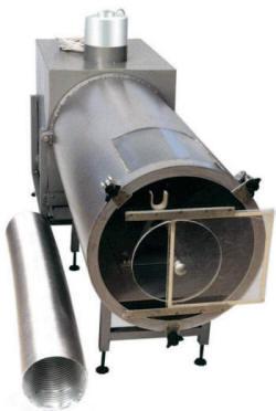 Установка для испытаний газового и сигнального оружия