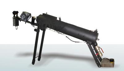 Мобильный пулеулавливатель МПУ