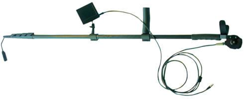 Универсальный герметичный досмотровый видеокомплект Колибри