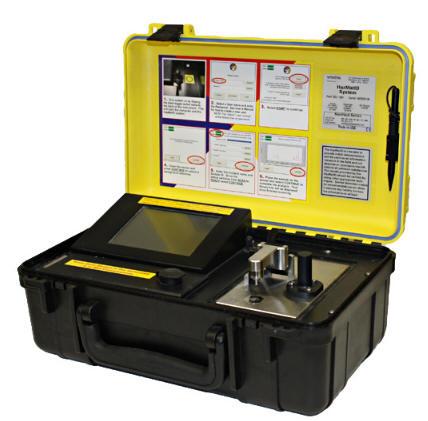 Портативный идентификатор химических веществ HazMatID 360