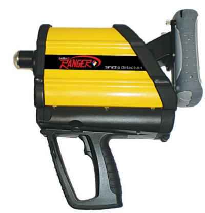 Ручной прибор для идентификации твердых и жидких химических веществ HazMatID Ranger