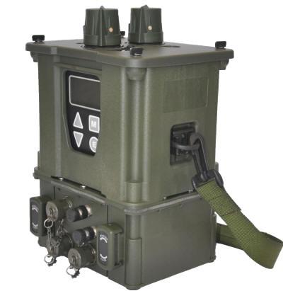 Прибор для обнаружения боевых отравляющих веществ и токсичных отходов промышленности LCD-NEXUS