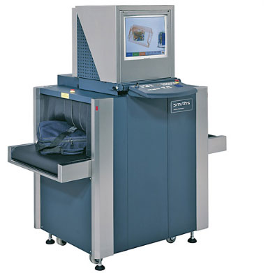 Рентгеновская досмотровая установка  HEIMANN HI-SCAN 6030di