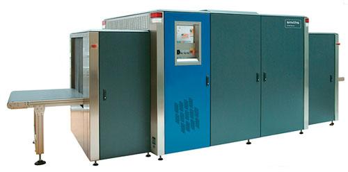 Рентгеновская досмотровая установка с функцией обнаружения взрывчатых веществ HEIMANN HI-SCAN 10080 EDtS