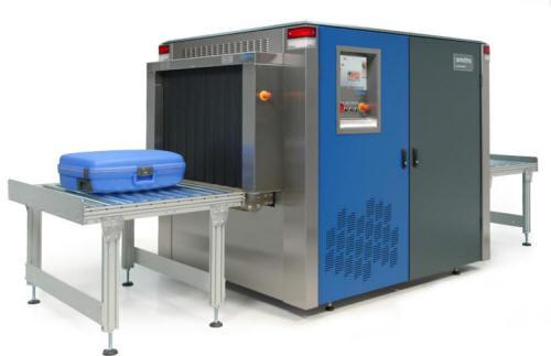 Рентгеновская досмотровая установка с функцией обнаружения взрывчатых веществ  HEIMANN HI-SCAN 10080 EDX