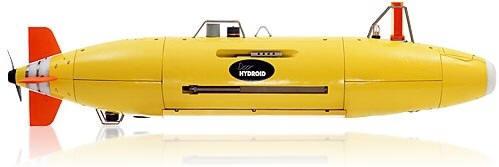 Беспилотный подводный аппарат Remus 6000