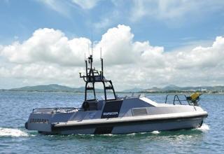 Беспилотный надводный аппарат (БНА) INSPECTOR USV