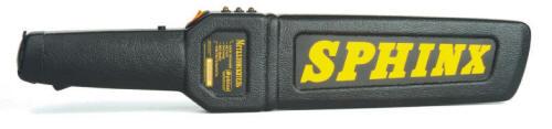 Металлоискатель с функцией обнаружения радиоактивных материалов СФИНКС ВМ-611-РД