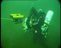 Поисково-обследовательский телеуправляемый подводный аппарат РБ2- 600