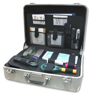 Унифицированный криминалистический чемодан для обследования места проишествия Криминалист (расширенная комплектация)