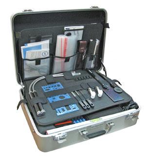 Унифицированный чемодан эксперта-автотехника Пульсар