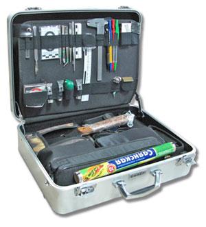 Унифицированный чемодан для осмотра места взрыва Сапер