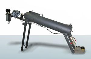 Мобильный водяной пулеуловитель Тритон