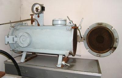 Камера для уничтожения взрывных устройств ВК-100